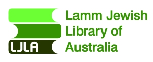 LAMM JEWISH LIBRARY OF AUSTRALIA LOGO - OCTOBER, 2012
