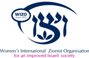 WIZO Logo - PMS 282